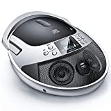 CD Player Portable Boombox with USB, Portable CD Player AM FM Radio, CD Player Portable and Radio Player