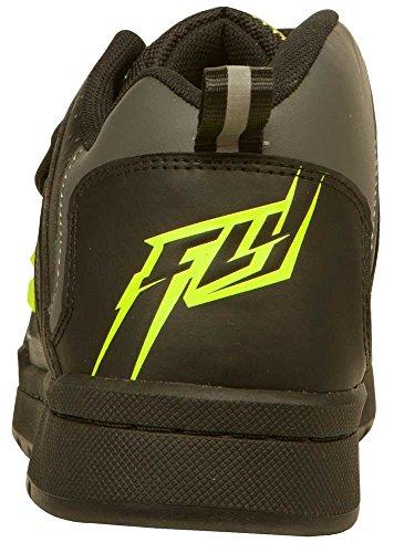 Fly Racing Mountainbike Schuhe Transfer schwarz-neon 45