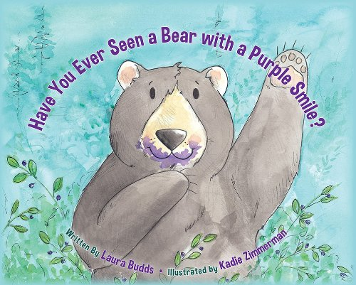 Have You Ever Seen a Bear with a Purple Smile?