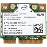 Intel 6230 62230AN HMW Bluetooth BT WLAN Wireless Card Module for Acer Asus Dell Toshiba Sony Gateway LG