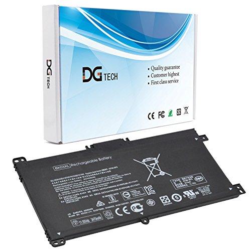 (DGTECH BK03XL Laptop Battery Compatible HP Pavilion x360 Converitble PC 14 14m BK03041XL HSTNN-LB7S HSTNN-UB7G TPN-W125 916366-421 916366-541 916811-855 916812-855(11.55V 41.7Wh))