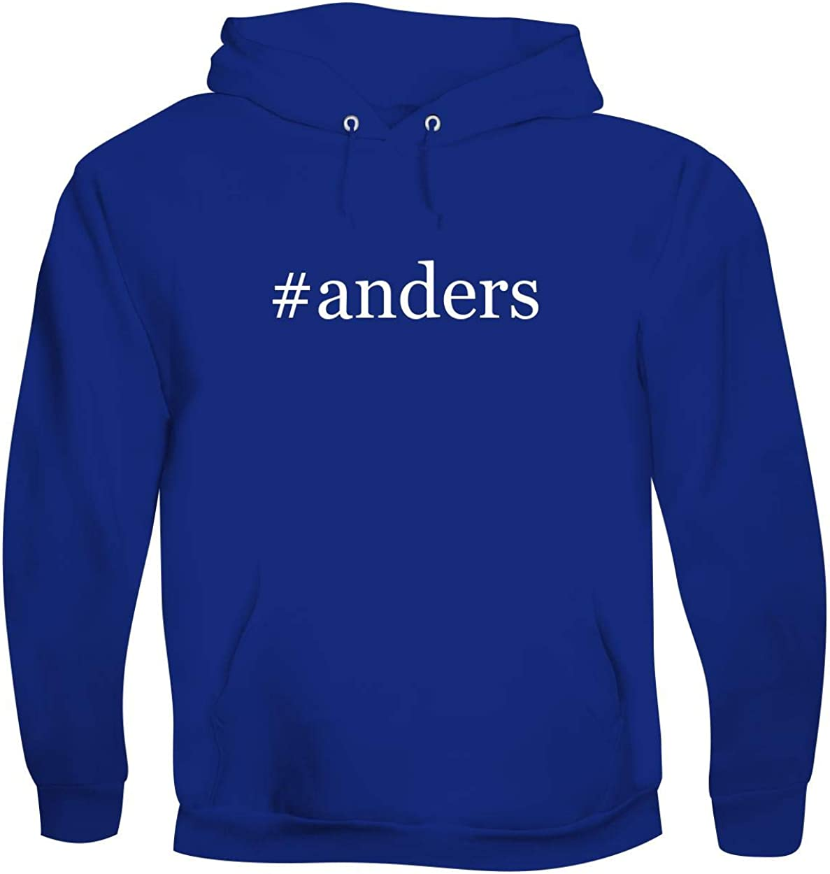 #Anders - Men'S Hashtag Soft & Comfortable Hoodie Sweatshirt Pullover