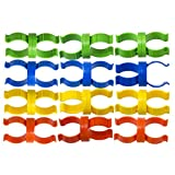 Swimways Noodle Lynx Pool Toy - 12 Pack Fits Regular (2-3/8 inch) Noodles
