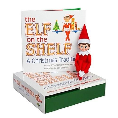 CREATIVELY CLASSIC ACTIVITIES AND BOOKS The Elf On
