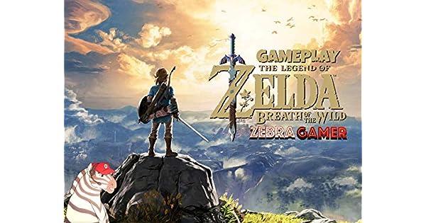 Clip The Legend Of Zelda Breath Of The Wild Gameplay