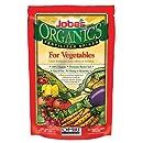 Jobe's 6028 Organic Vegetable Fertilizer Food Spikes, 1 Pack
