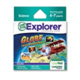 Software : LeapFrog Globe: Earth Adventures Learning Game (works with LeapPad Tablets & LeapsterGS)
