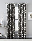Powersave Casbah Trellis Light Blocking Curtain Panel