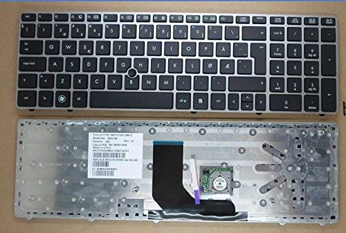 SN Laptop Keyboard for HP EliteBook 8560P ProBook 6560B 6565B 6570B 6575B