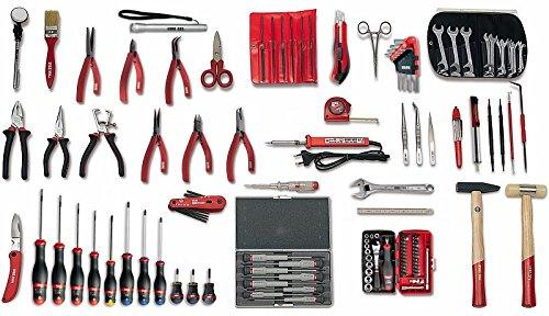 USAG U04960055 - Pack de 118 piezas surtido para electrónica: Amazon.es: Bricolaje y herramientas