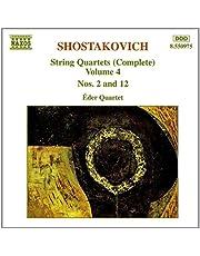 String Quartets Vol. 4