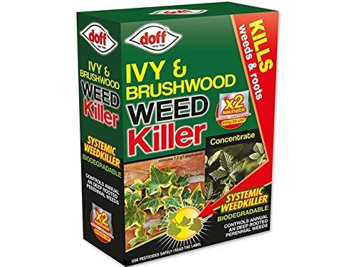 Doff Ivy & maleza herbicida 2 Sachet: Amazon.es: Jardín