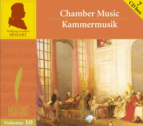 Mozart Edition 10 / Chamber Music                                                                                                                                                                                                                                                                                                                                                                                                <span class=