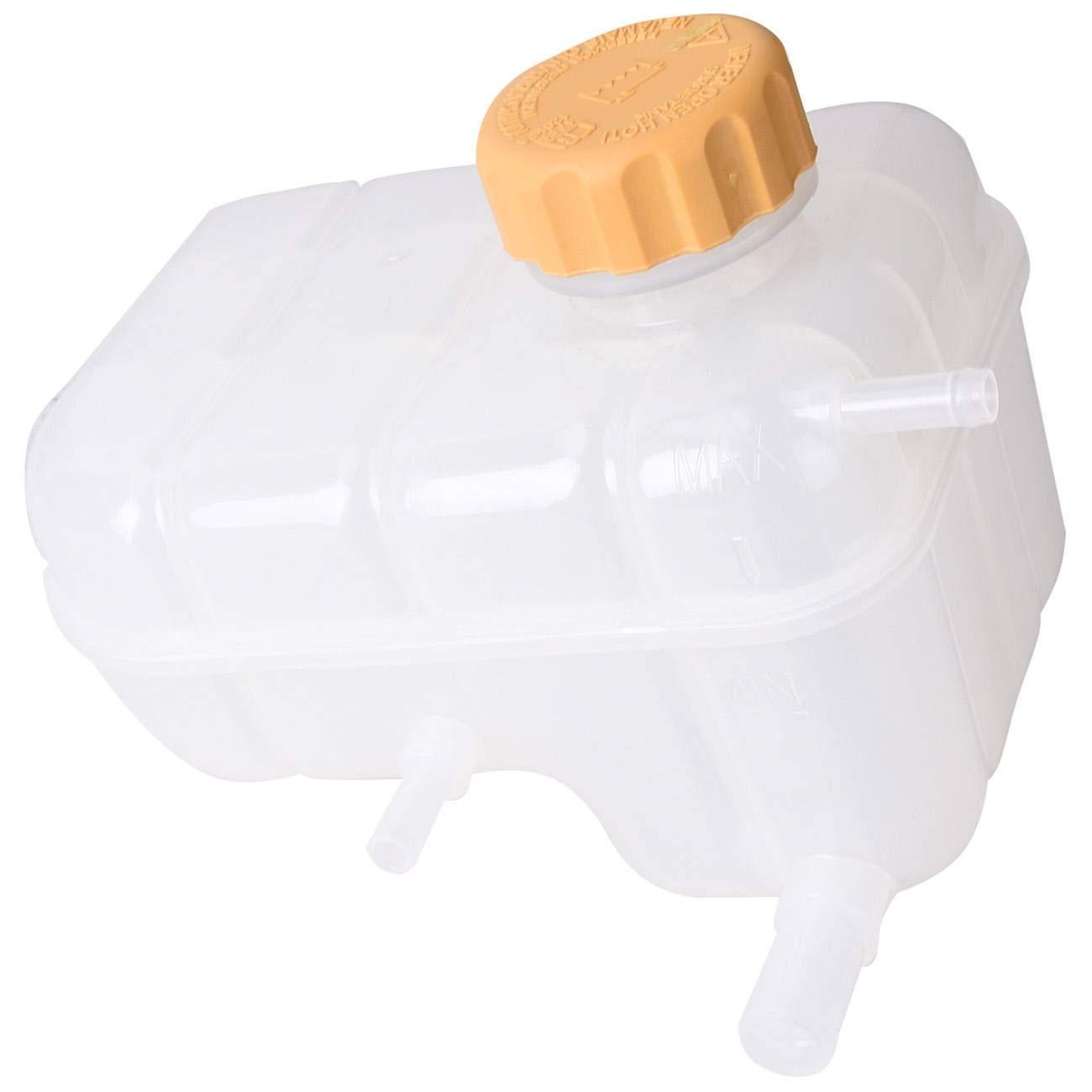 TOPAZ 96553255 Radiator Coolant Overflow Reservoir Bottle Tank w/Cap for Suzuki Chevrolet Forenza Reno Optra