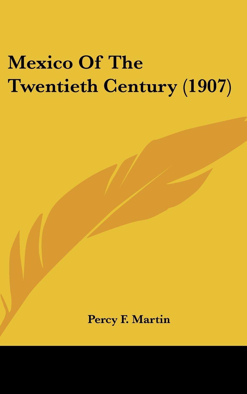 Download Mexico Of The Twentieth Century (1907) ebook
