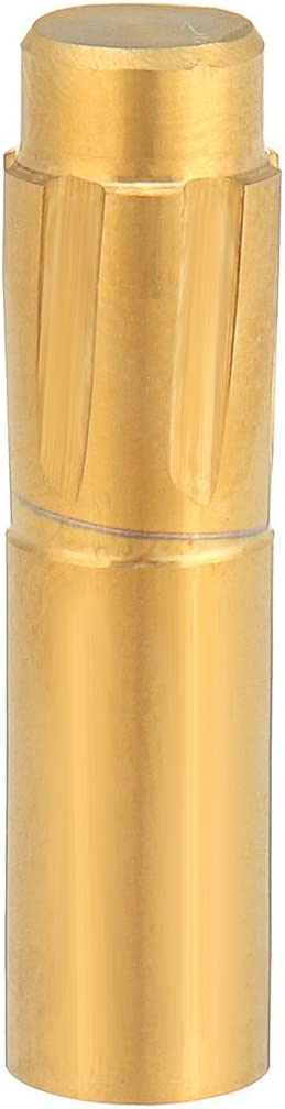 mansum 5.5-11.43mm 6 Flutes Spiral Reamer Push Rifling Button Chamber Helical Machine Reamer 11.43mm,9.0mm