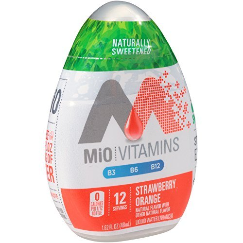 MIO Liquid Water Enhancer with Vitamins (Pack of 12) by Generic