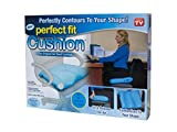 As Seen on Tv Perfect Fit Cushion The Original Air Bed Cushion Customize to Your Shape Lifting Cushion