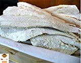 Cod Dried Salted Bacalao Without Bone Baccala 2.5 Lb.