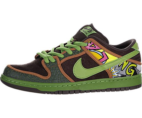 Nike Dunk Low PRM DLS SB QS Mens Trainers 789841 Sneakers Shoes