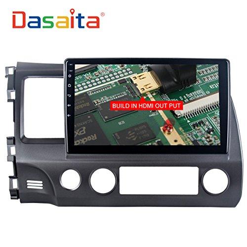 Dasaita Android 7 1 Car Stereo for Honda Civic Gps