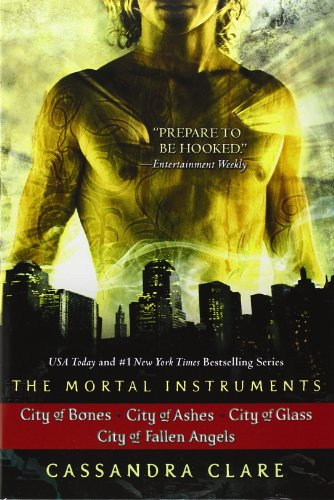The Mortal Instrument Series: City of Bones / City of Ashes / City of Glass / City of Fallen Angels - Book  of the Mortal Instruments