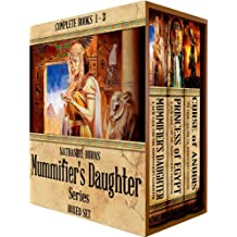 The Mummifier's Daughter Series BOXED SET: Complete Full-Length Novels 1 -3