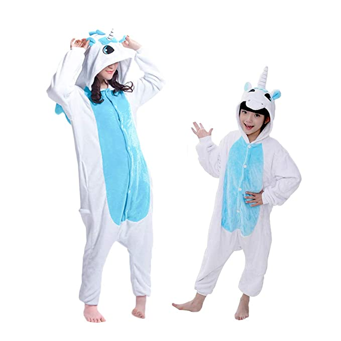 c04048f11f DEBAIJIA Pigiama Animali Bambini Unisex Party Halloween Cosplay Sleepwear  per Ragazzo Ragazza: Amazon.it: Abbigliamento