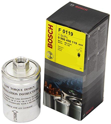 Bosch 71064 Fuel Filter Bosch Gasoline Fuel Filter