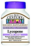 21st Century Lycopene 25Mg 60 Count (2 Pack)