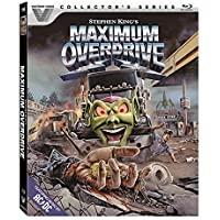 Maximum Overdrive (Vestron Video Collector's Series) [Blu-ray]