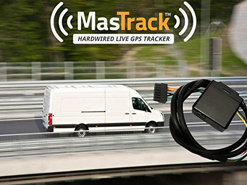MasTrack Hardwired Real Time GPS Vehicle Tracker