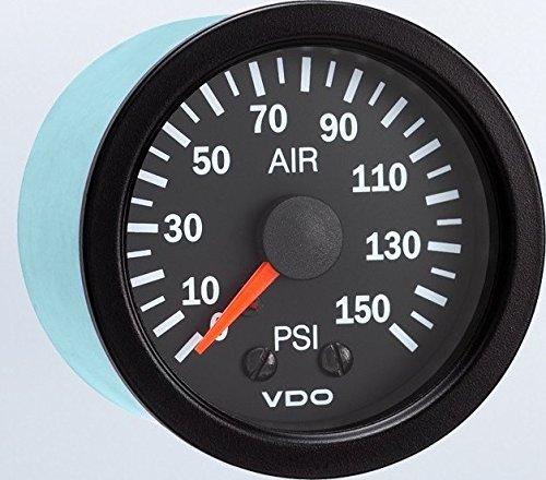 VDO 150 112 Air Pressure Gauge - Vdo Pressure Gauge