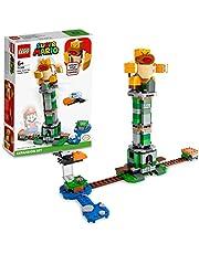 LEGO 71388 Super Mario Boss Sumo Bro Topple Tower Expansionsset, Samlarobjekt Byggbar Spel Leksak för Barn