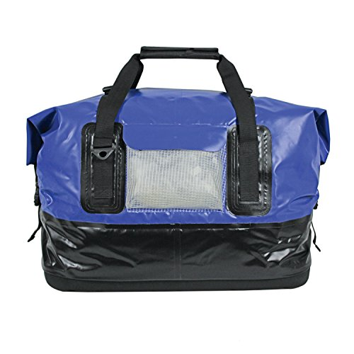 Extreme Max 3006.7342 Dry Tech Waterproof Roll-Top Duffel Bag, Large (70 Liter) - -
