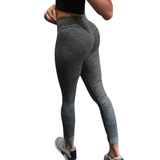 d1a0072b7351 Damen Fitness Hosen,Sonnena Frauen Fashion Workout Leggings Fitness ...