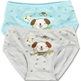 Boys' Big Boys' Underwear Briefs (Pack of 2) (10-12 years, A)