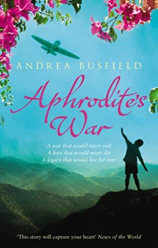 book cover of Aphrodite\'s War