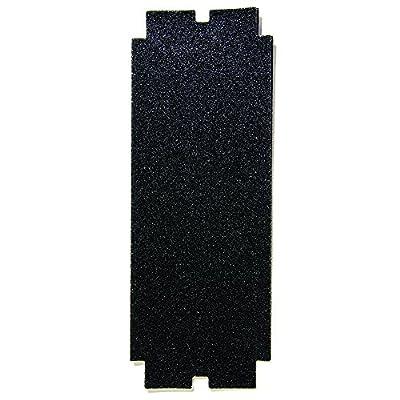 "Mercer Industries 245060 60 Grit Drywall Sanding Sheets (100-Pack), 4-3/16"" x 11"""