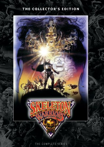 - Skeleton Warriors- The Complete Series