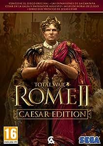 Total War Rome II - Caesar Edition: Amazon.es: Videojuegos