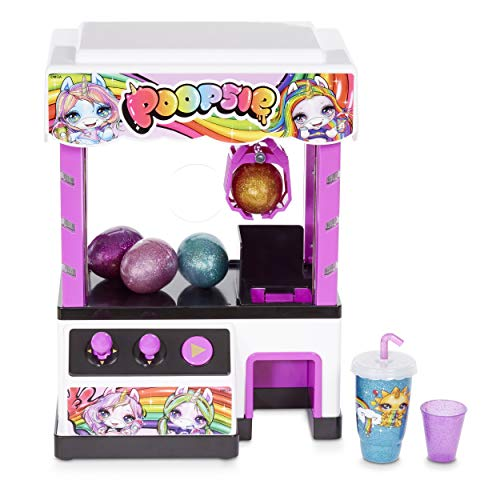 Poopsie Claw Machine with 4 Slimes & 2 Cutie Tooties