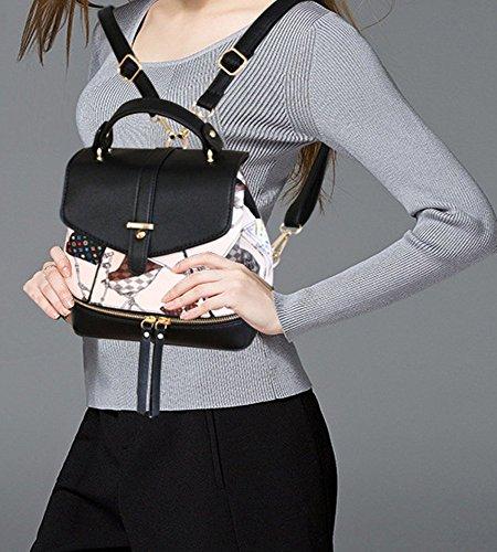 Bag Eysee Woman Polyurethane Beige Backpack paaCqF