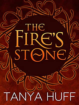 book cover of The Fire\'s Stone