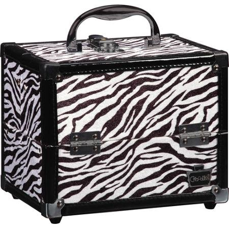 caboodles-adored-makeup-train-case-zebra-print