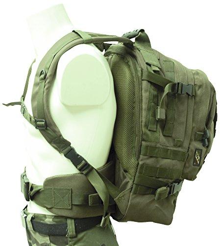 armsco–Rucksack Tactical MOLLE Militärische Camo