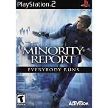 Minority Report - PlayStation 2