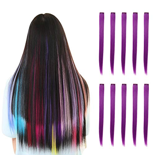 Rosette Hair Extensions Party Highlights Hairpieces Synthetic product image