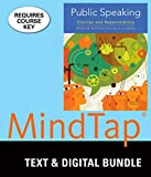 Bundle: Public Speaking, Loose-leaf Version, 2nd + LMS Integrated for MindTap Speech, 1 term (6 months) Printed Access Card