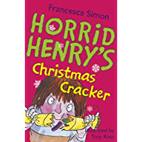 Horrid Henry's Christmas Cracker: Book 15